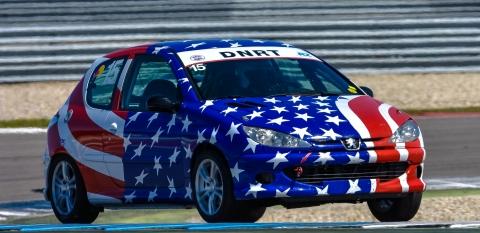 Peugeot206gti cup