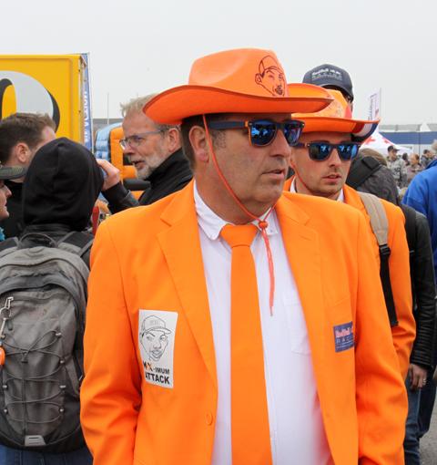 oranje-mannen
