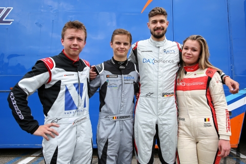 Junior Ford Fiesta Sprint Cup - Vanspringel - Borgmans - Van Lil - Terium