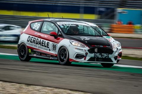 FFSC - Race 2 - Dylan Derdaele