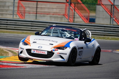 Mazda MX-5 Cup - Gilles Smits