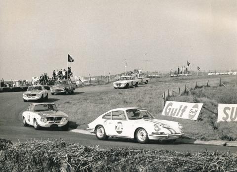 1967 Pinksterraces