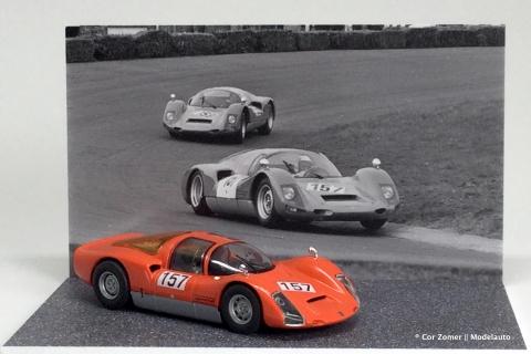 Wim Loos Porsche 906 157 scene ml