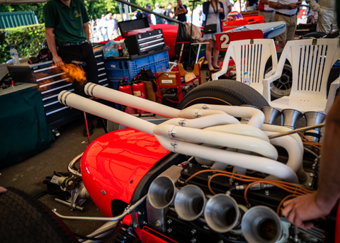 Goodwood FoS 2019 Autosport BVDW-185