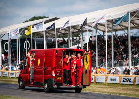 Goodwood FoS 2019 Autosport BVDW-235