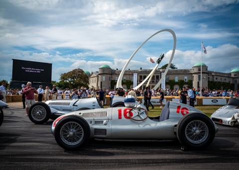 Goodwood FoS 2019 Autosport BVDW-240