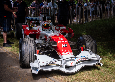 Goodwood FoS 2019 Autosport BVDW-58