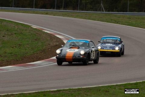 Erwin van Lieshout Porsche 911 2019 Dutch champion