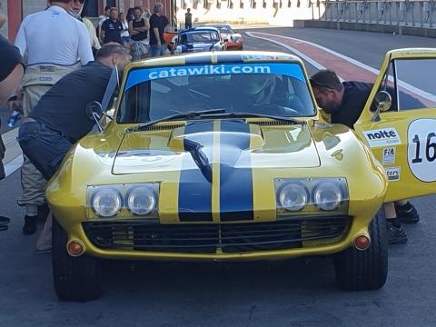 Corvette Maarschalkerwaart3hrs