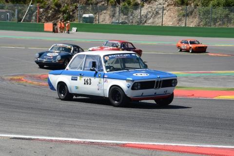 NK GTTC BMW Porsche Alfa Fiat