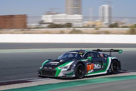 200110 Dubai Start Audi 7