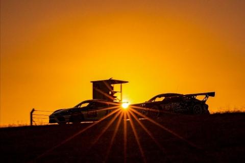 200614 Portimao race sunrise