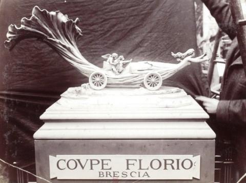 Coppa Florio trophy
