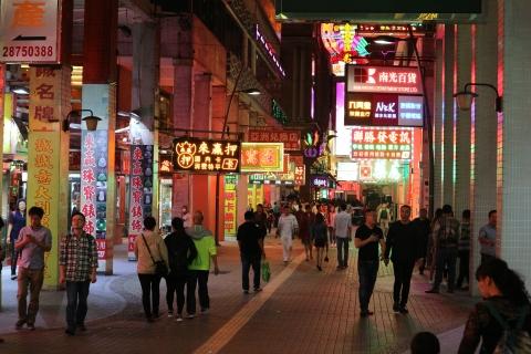 Macau avond