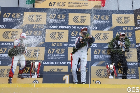 201122 Macau F3 podium