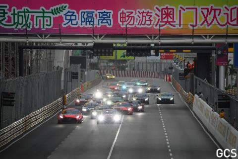201122 Macau GT Start zaterdag