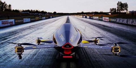 Airspeeder 1