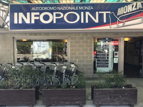 200225 Monza Infopoint