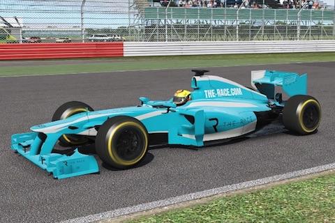 200313 The Race