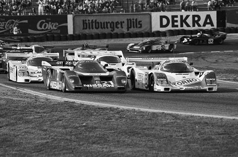 1991 Hockenheim 1