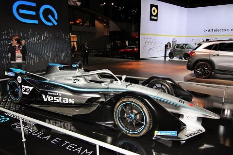 2019 Mercedes FE