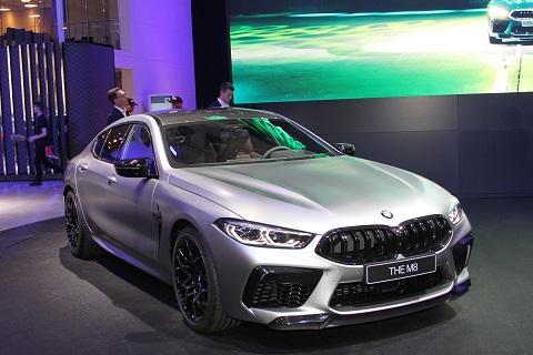 2020 BMW M8 1