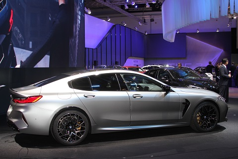 2020 BMW M8 2