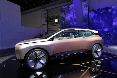 2020 BMW iNext Generation