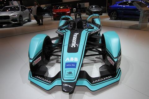 2020 Jaguar FE