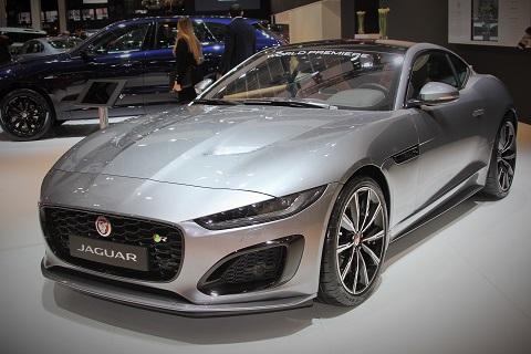 2020 Jaguar Wereldprimeur