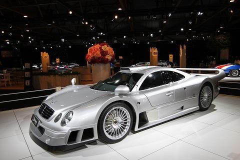 2020 Mercedes CLR