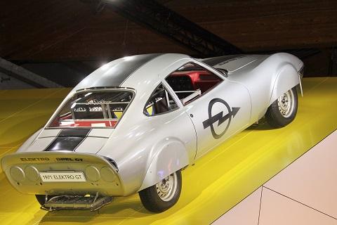 2020 Opel GT Elektrisch 1971