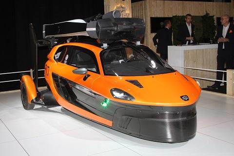 2020 Vliegende Auto