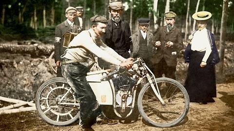2020 Motorfiets
