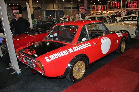 2020 1968 Lancia