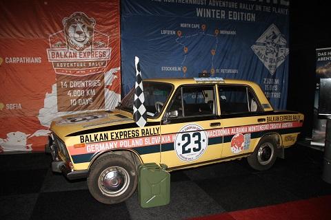 2020 Balkan Express Rallye
