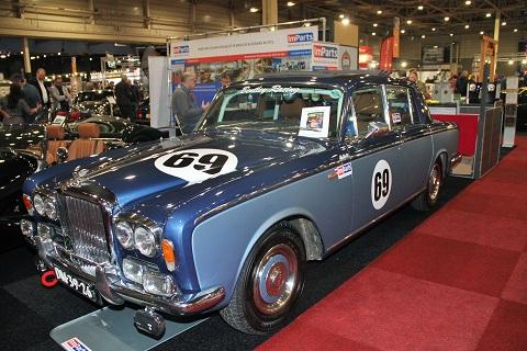 2020 Bentley Rally