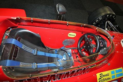 2020 Cockpit Lauda Peterson