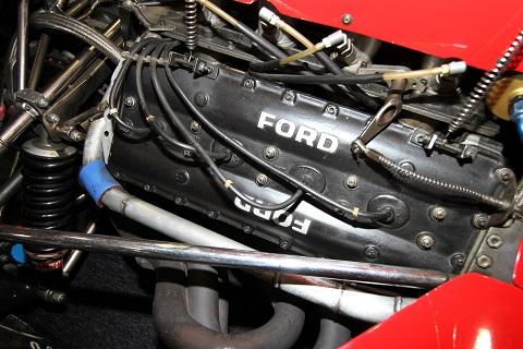 2020 Cosworth Motor