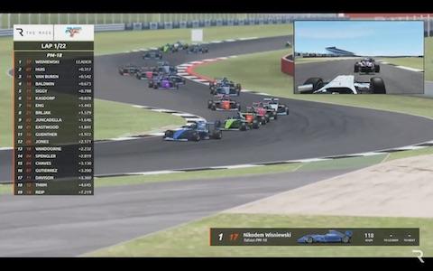 200328 The Race Start
