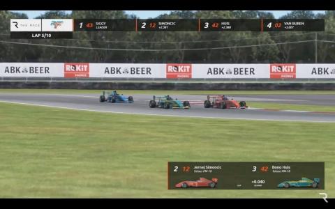 200404 The Race strijd Simoncic Huis Van Buren