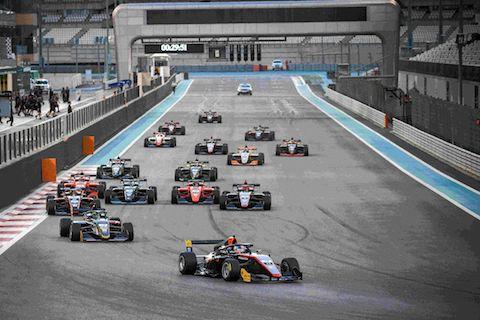 200118 F3 Asia Start R1