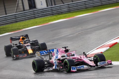 Perez Verstappen