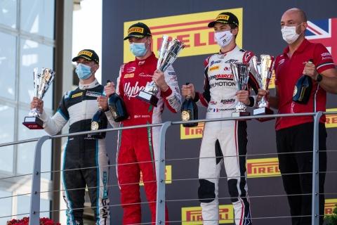 mugello-podium