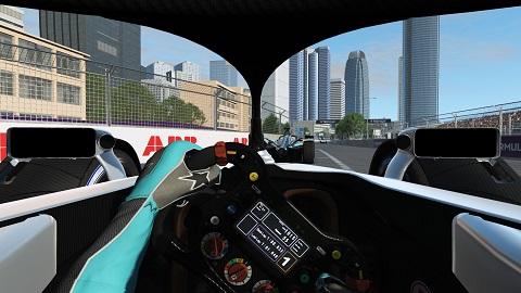 2020 Cockpit View