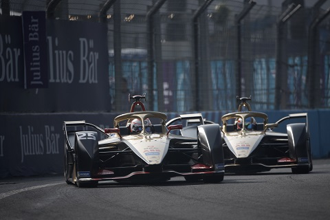2020 Techeetah Duel