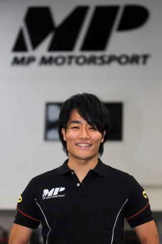 Nobuharu-Matsushita-MP-Motorsport