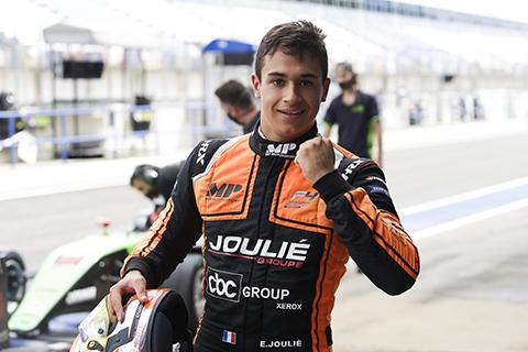 race 1 joulie