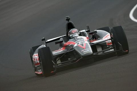 2011 Dan Wheldon Test