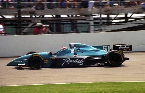 Dallara Cheever 1998